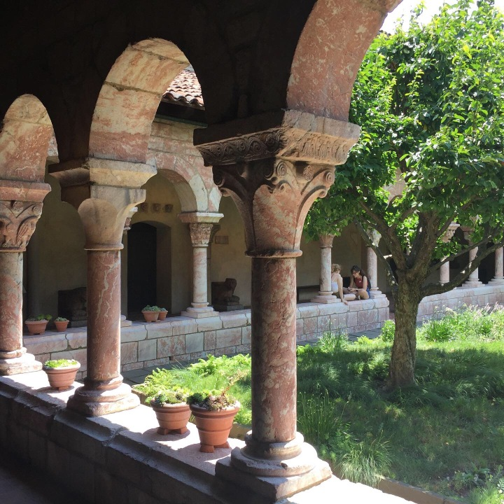 A Hidden Sanctuary: Thoughts on My Trip to The Met Cloisters