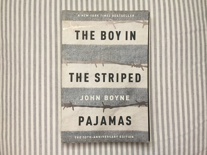 The Boy in the Striped Pajamas, by John Boyne: A Book Review